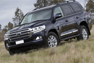 Toyota Land Cruiser sẽ bị 'khai tử'?