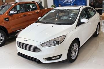 Ford Focus dừng lắp ráp tại Việt Nam