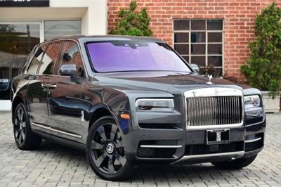 Triệu hồi Rolls-Royce Cullinan do lỗi đèn phanh tại Mỹ