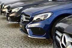 'Vận đen' liên tục ập đến đối với hãng xe Đức Mercedes-Benz