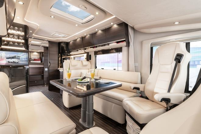 Concorde Liner: 'Nhà di động' cho giới siêu giàu với giá 9,4 tỷ đồng - 2