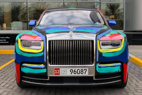 Đại gia Trung Đông độ Rolls-Royce Phantom VIII với phong cách độc đáo - 1