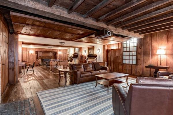 Bên trong biệt thự gần 300 tuổi, cổ nhất thủ đô nước Mỹ - 12