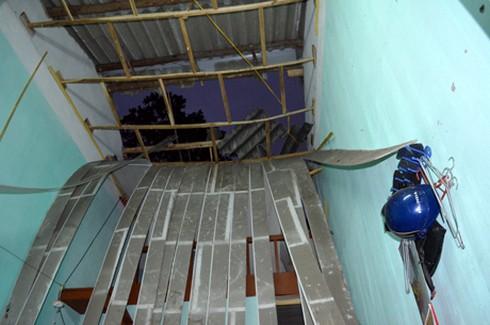 Nổ lớn ở Quảng Ninh, hàng chục nhà dân hỏng nặng - ảnh 3