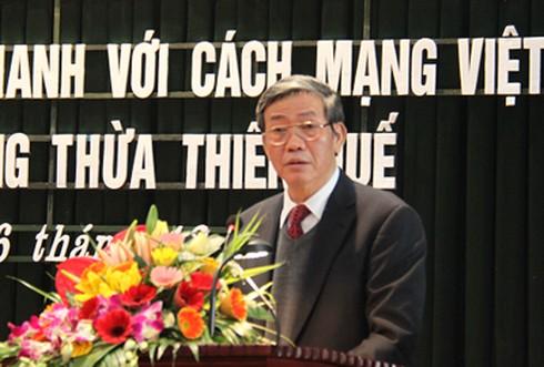 Đại tướng Nguyễn Chí Thanh - vị chỉ huy mưu lược - ảnh 1