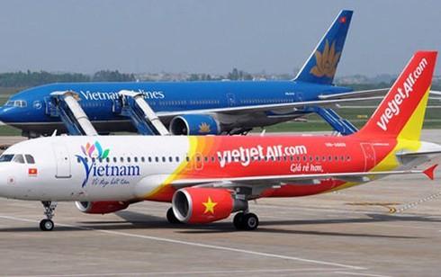 2 máy bay Việt Nam suýt đâm nhau trên không - ảnh 1
