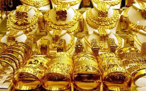 Giá vàng hôm nay 23/5 giảm nhẹ, vẫn cao hơn thế giới 150.000 đồng - ảnh 1