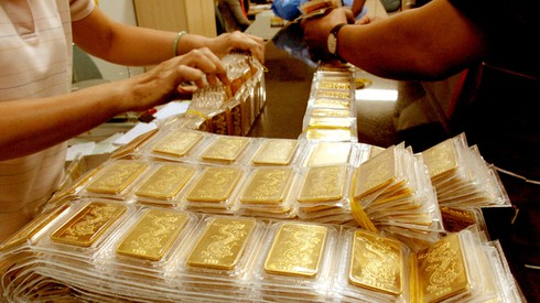 Giá vàng hôm nay 11/6 tăng vọt qua mốc 34 triệu đồng - ảnh 1