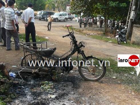 Tin mới nhất về vụ nổ nhà máy pháo hoa tại Thanh Ba - Phú Thọ [cập nhật] - ảnh 9