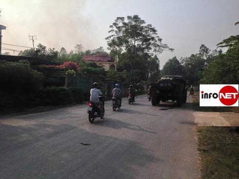 Tin mới nhất về vụ nổ nhà máy pháo hoa tại Thanh Ba - Phú Thọ [cập nhật] - ảnh 11