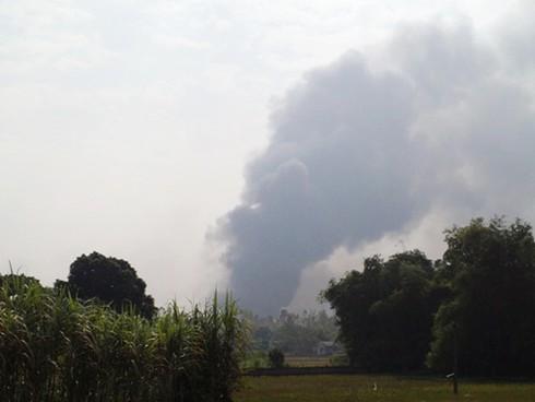 Tin mới nhất về vụ nổ nhà máy pháo hoa tại Thanh Ba - Phú Thọ [cập nhật] - ảnh 24