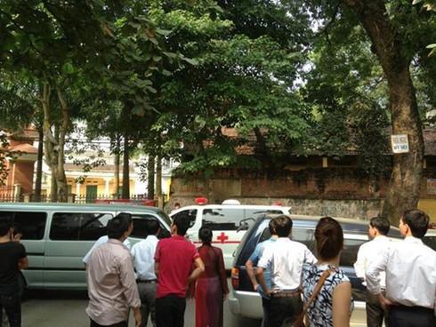 Tin mới nhất về vụ nổ nhà máy pháo hoa tại Thanh Ba - Phú Thọ [cập nhật] - ảnh 27
