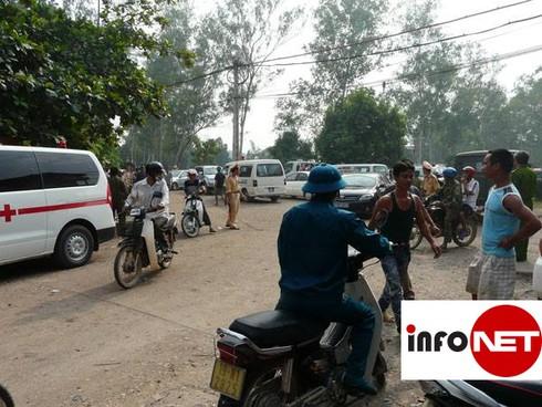 Tin mới nhất về vụ nổ nhà máy pháo hoa tại Thanh Ba - Phú Thọ [cập nhật] - ảnh 6