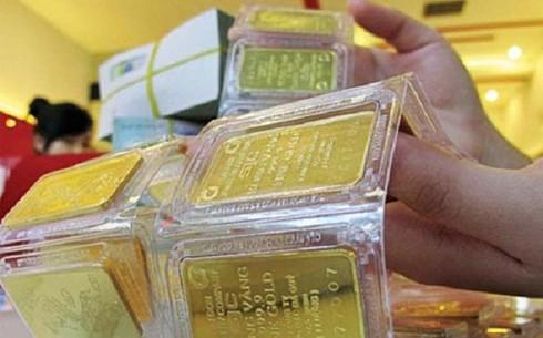 Giá vàng hôm nay 22/6 giảm mạnh trượt mốc 34 triệu đồng/lượng, giá USD bất động - ảnh 1