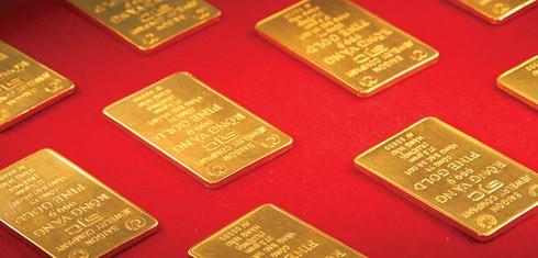 Giá vàng cuối tuần lại tăng, cao hơn giá thế giới 400 nghìn - ảnh 1