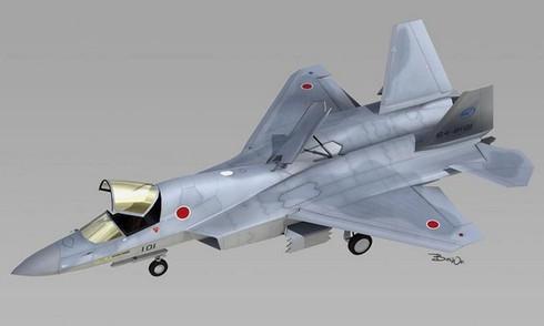 Tiêm kích tàng hình Nhật cất cánh năm 2015 - ảnh 2