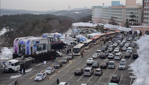 Chương trình đoàn tụ Hàn - Triều đã bắt đầu - ảnh 1