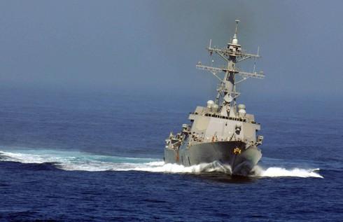 Mỹ rút tàu tìm kiếm máy bay mất tích khỏi Ấn Độ Dương - ảnh 1