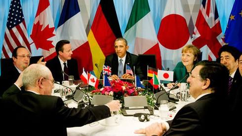 Tuyên bố chung G7 sẽ có vấn đề Biển Đông? - ảnh 1