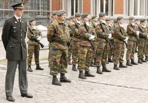 Tiềm lực quân sự của 8 đội dẫn đầu World Cup 2014 có gì đặc biệt? - ảnh 3