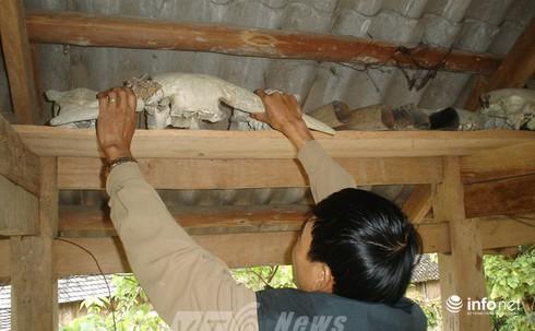 Vùng đất sọ trâu bí ẩn của bộ tộc ít người ở Hà Giang - ảnh 14