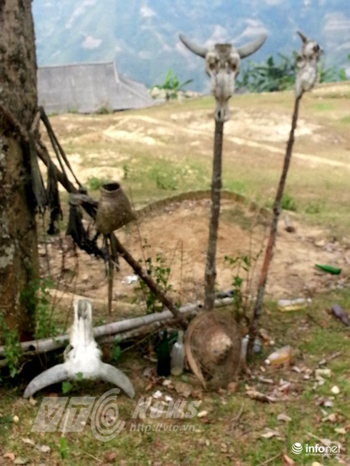 Vùng đất sọ trâu bí ẩn của bộ tộc ít người ở Hà Giang - ảnh 6