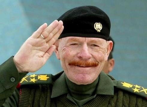 Cánh tay phải của Saddam Hussein bị giết chết - ảnh 1