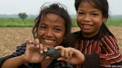 Tại sao cá sắt trong bữa ăn lại mang may mắn đến cho người Campuchia - ảnh 3