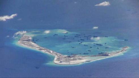 Mỹ: Chúng tôi vẫn tuần tra Biển Đông