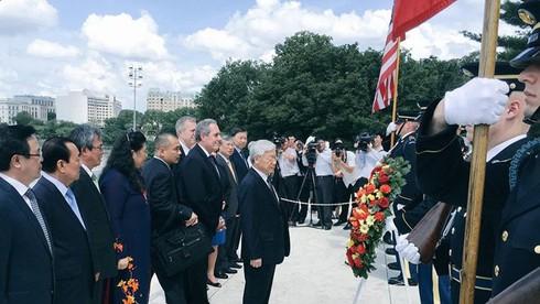 Nhìn nhận đúng bản chất quan hệ Việt – Mỹ hiện nay - ảnh 1