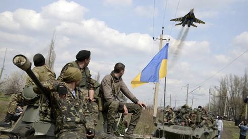 Ukraine: Ba dân thường thiệt mạng trong một trận pháo kích - ảnh 1