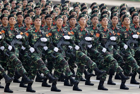 WSJ: Sức mạnh quân sự của Việt Nam