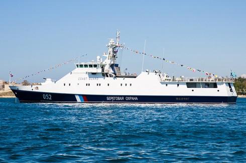 Điểm danh 9 chiến hạm chủ lực trong Hạm đội Biển Đen - ảnh 10