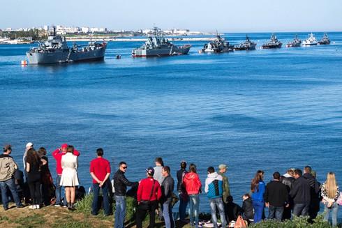 Điểm danh 9 chiến hạm chủ lực trong Hạm đội Biển Đen - ảnh 2