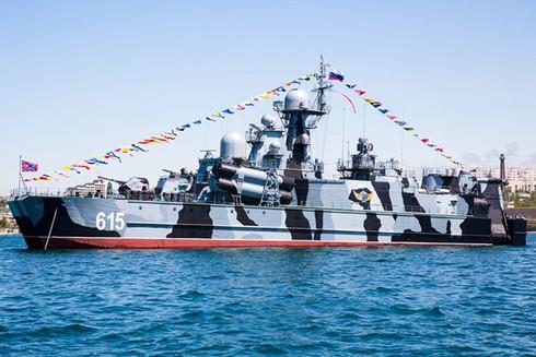 Điểm danh 9 chiến hạm chủ lực trong Hạm đội Biển Đen - ảnh 3