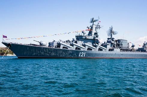 Điểm danh 9 chiến hạm chủ lực trong Hạm đội Biển Đen - ảnh 5