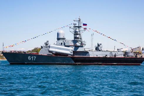 Điểm danh 9 chiến hạm chủ lực trong Hạm đội Biển Đen - ảnh 6
