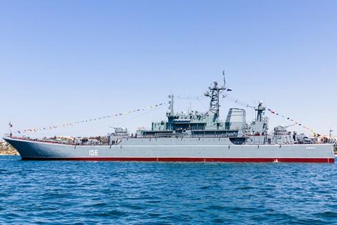 Điểm danh 9 chiến hạm chủ lực trong Hạm đội Biển Đen - ảnh 7