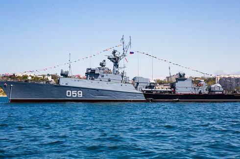 Điểm danh 9 chiến hạm chủ lực trong Hạm đội Biển Đen - ảnh 9