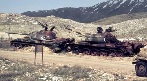 Toàn cảnh trận đấu xe tăng lớn nhất sau thế chiến thứ 2 - ảnh 2