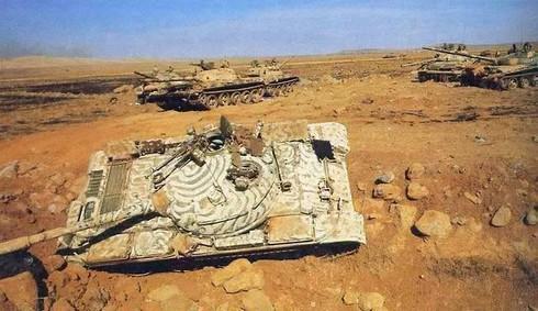 Toàn cảnh trận đấu xe tăng lớn nhất sau thế chiến thứ 2 - ảnh 3