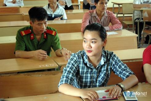 Trường đại học đầu tiên nộp điểm thi THPT Quốc gia tới Bộ GD&ĐT - ảnh 1
