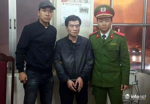 Học viên cảnh sát cùng công an bắt đối tượng có ma túy giao cảnh sát 141 - ảnh 1