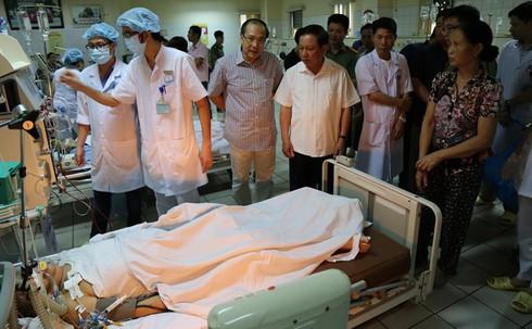 Bắt 3 đối tượng trong vụ 8 bệnh nhân tử vong do chạy thận ở BVĐK Hoà Bình - ảnh 1