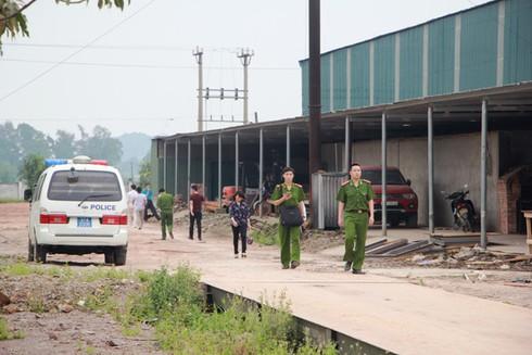 Nghệ An: Nổ kinh hoàng ở công ty gỗ, 12 công nhân nhập viện cấp cứu - ảnh 3