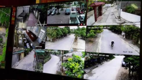 Nghệ An: Vận hành hệ thống camera cộng đồng để giám sát, đảm bảo an ninh - ảnh 2