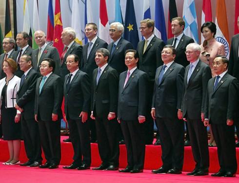 ASEM cần tạo động lực mới cho hợp tác kinh tế - ảnh 1