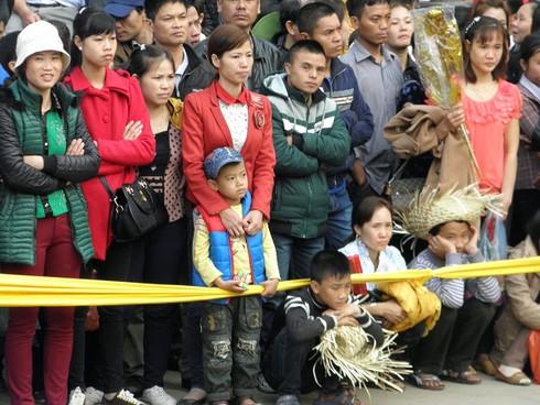 Lễ hội chùa Hương: Du khách hào hứng hành hương - ảnh 2