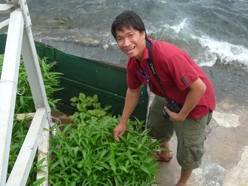 Đảo Đá Nam (Trường Sa): Sống, gìn giữ đảo như thế nào? - ảnh 2