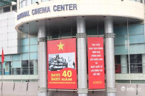 Trung tâm chiếu phim Quốc gia chào mừng 30/4 với… phim hành động Mỹ? - ảnh 1